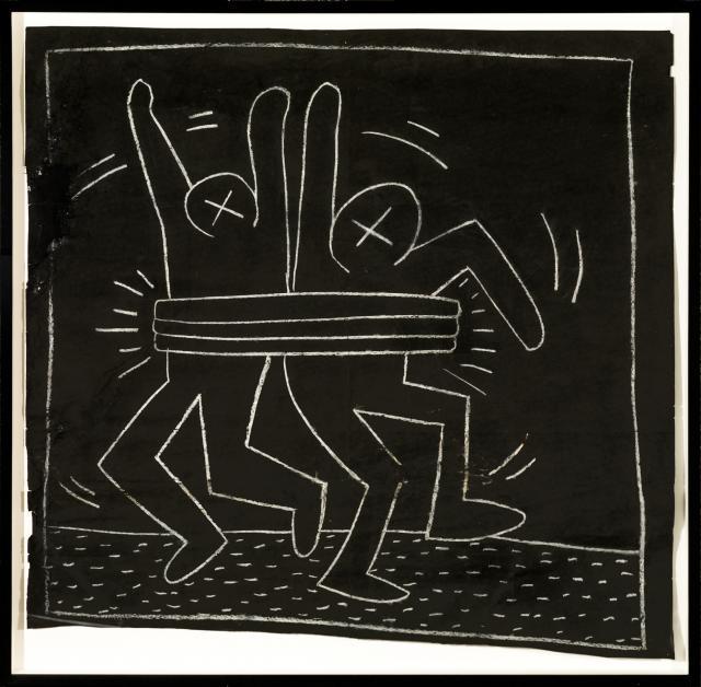 Untitled Subway Drawing 1 image