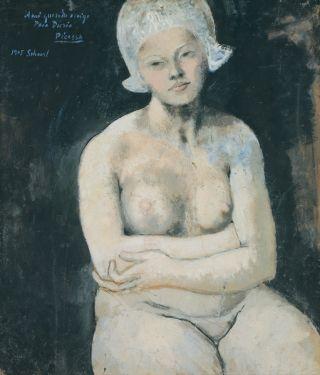 La Belle Hollandaise 1905 image