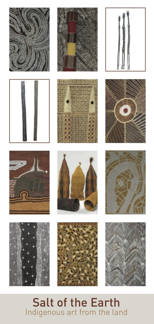 Salt of the Earth: Indigenous art from the land image