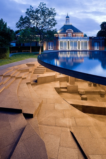 Serpentine Gallery Pavilion 2012: Designed by Herzog & de Meuron and Ai Weiwei image