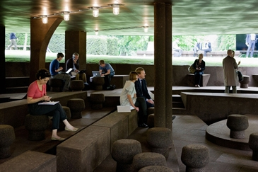 Serpentine Gallery Pavilion 2012 image