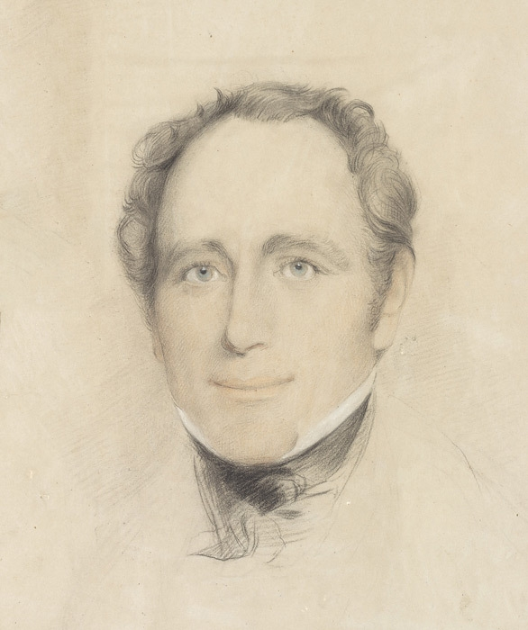 William Robertson c. 1849 image