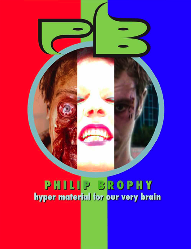 """""""Philip Brophy: Hyper Material for Our Very Brain"""" Book Launch image"""