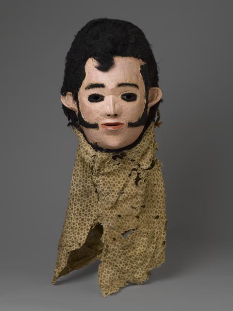 'Elvis' Mask for Nyau Society image
