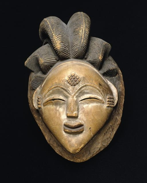 Mask for the Okuyi Society (Mukudj) image
