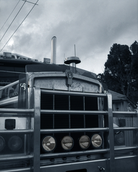 Untitled (truck) image