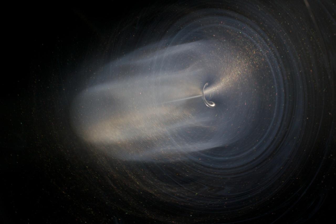 Vortices 5 (spacetime figure) image