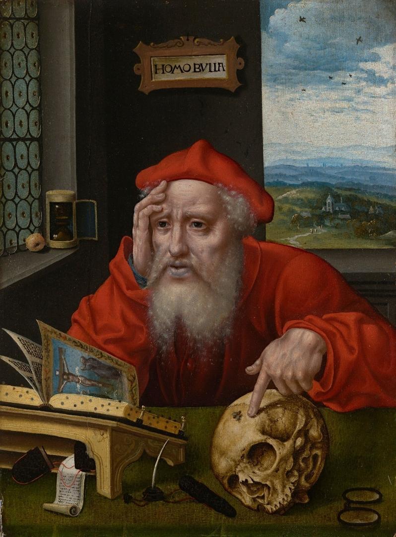 St Jerome (1530s –40s) image