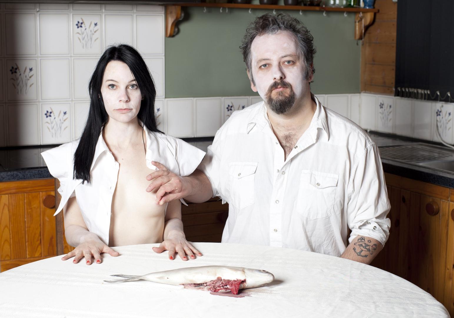 Linsey Gosper and Jack Sargeant image