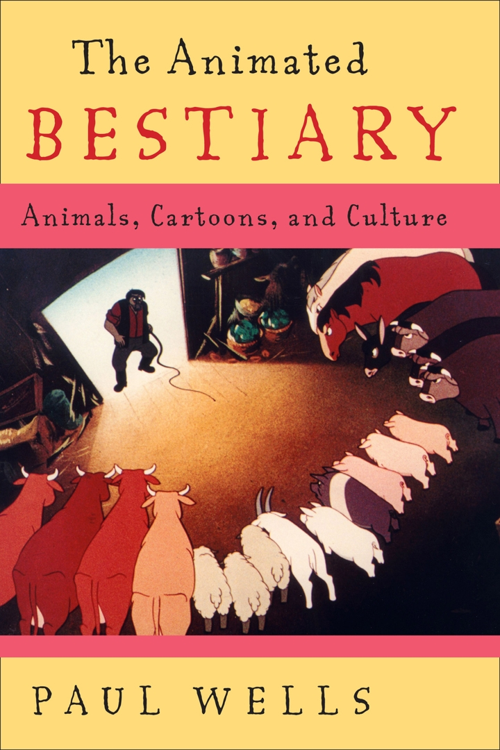 The Animated Bestiary - Book Cover image