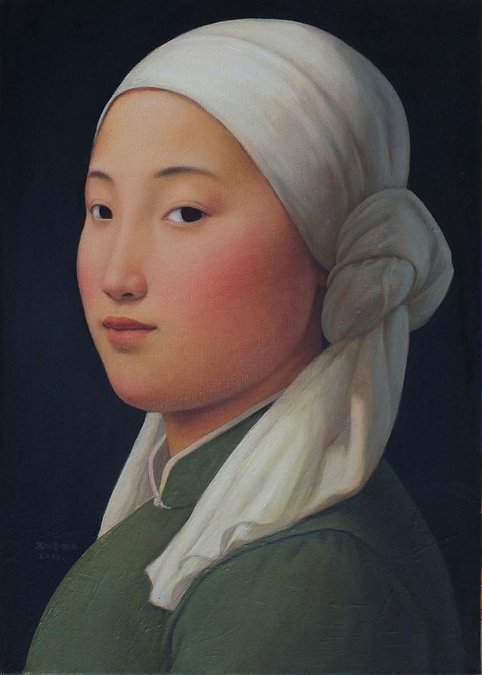 Mongolian Girl II image