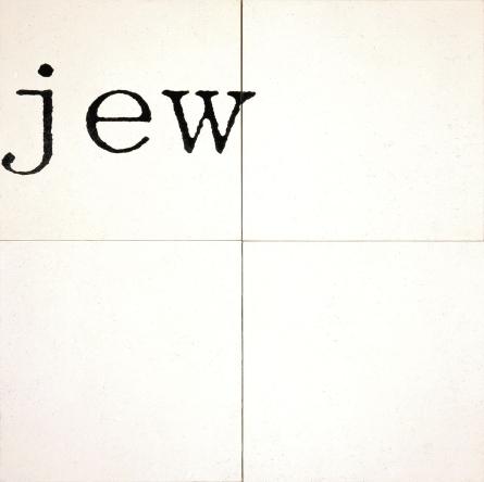 Untitled (Jew) image