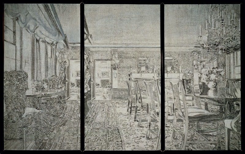 Triptych V image