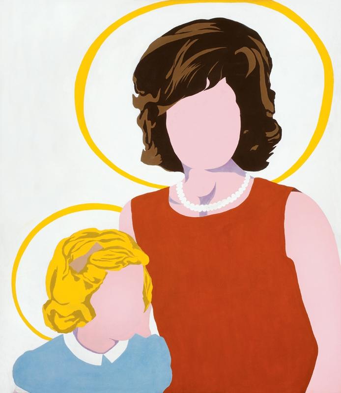 Madonna and Child image