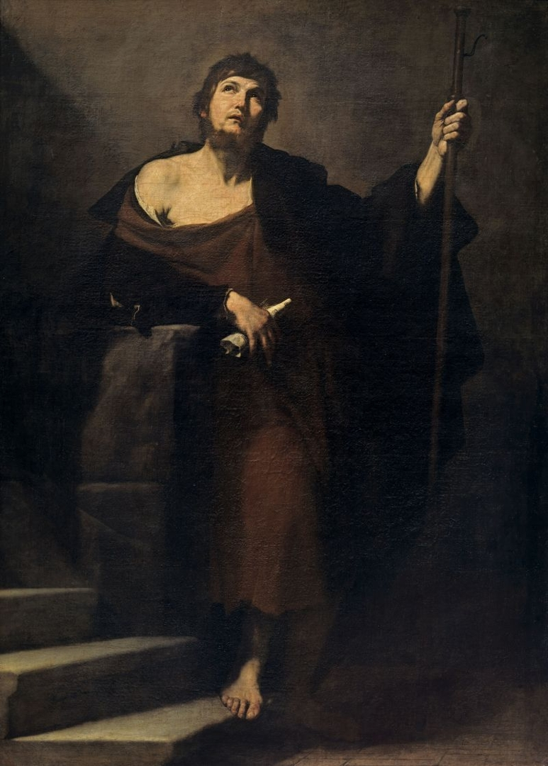 Saint James (or) Saint Alexius (Santiago San Alejo), c.1631/1637 image