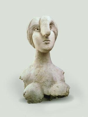 Bust of a Woman (Marie-Thérèse) (Buste de femme [Marie-Thérèse]) image