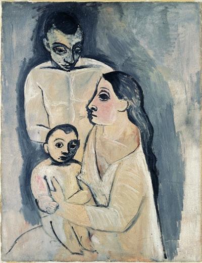 Man, Woman, and Child (Homme, femme et enfant)  image