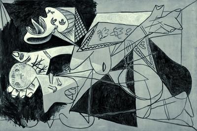 Mother with Dead Child II, Postscript to Guernica (Femme avec enfant mort II, Post-scriptum à Guernica) image