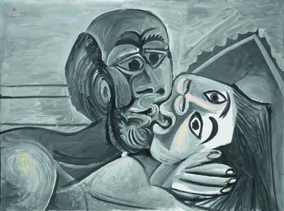 The Kiss (Le baiser) image