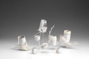 Tea set 2010–12 (detail) image
