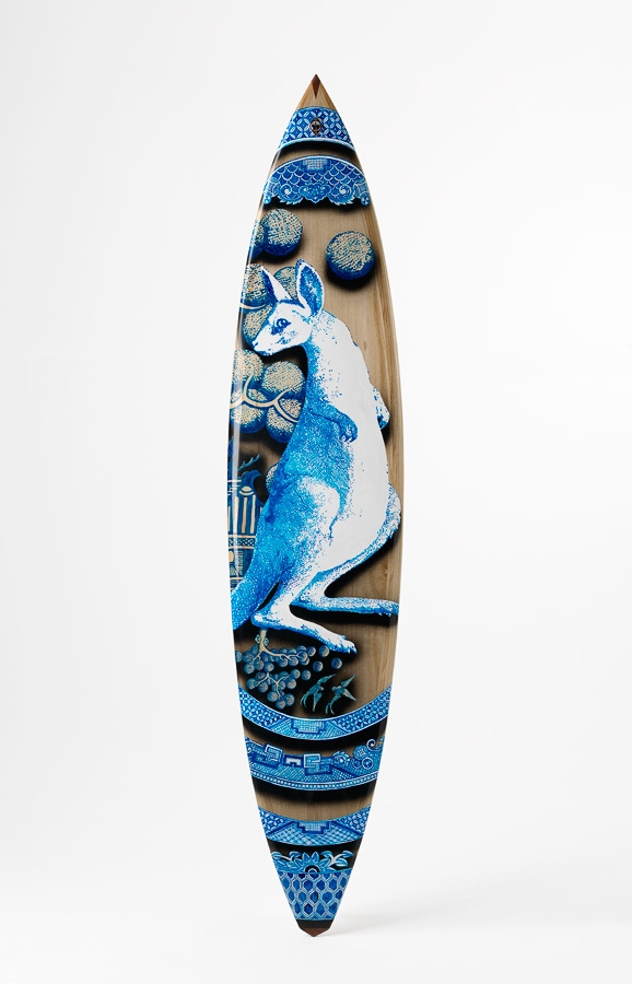 Antipodean Willow Surfboard image