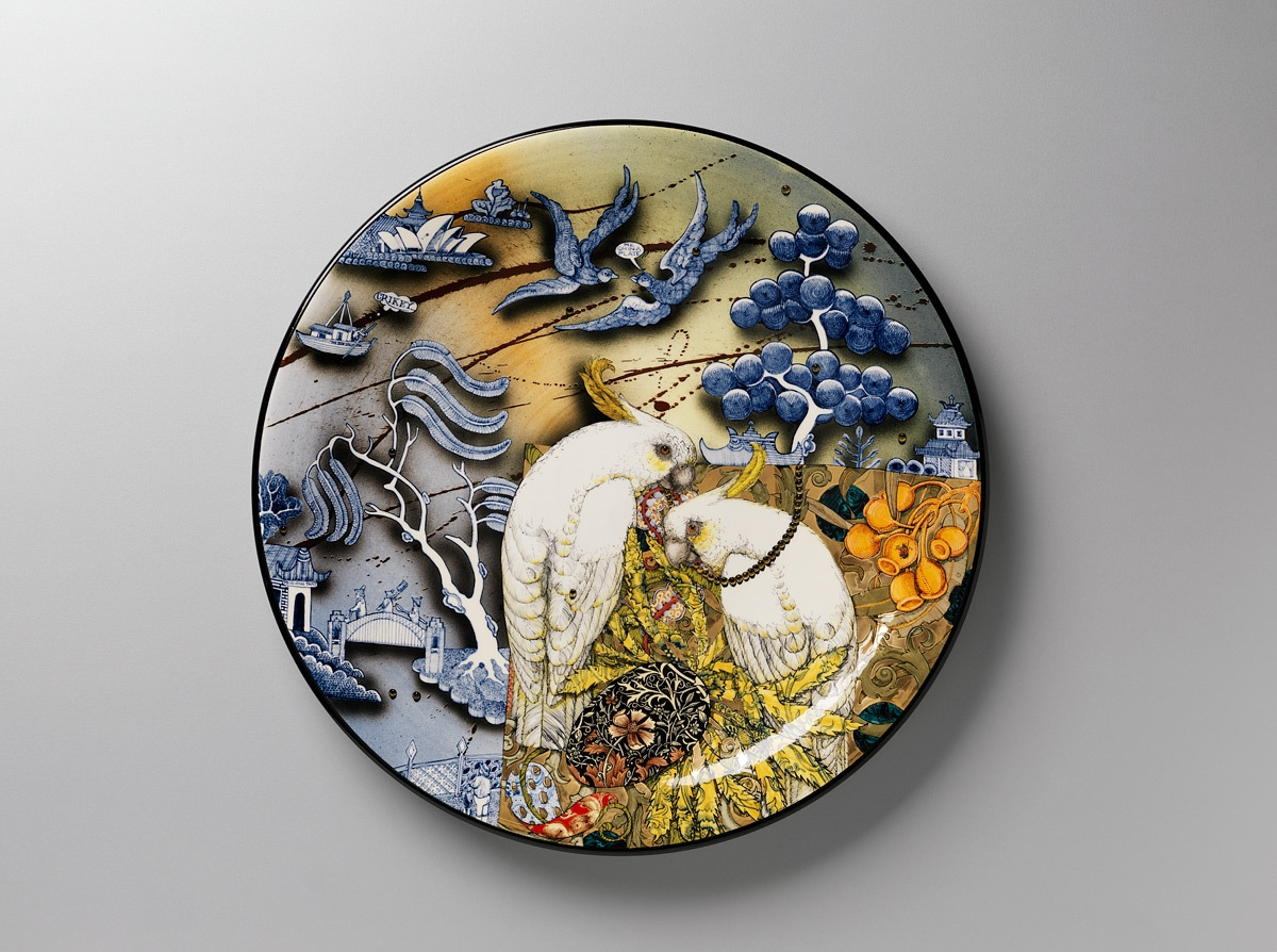 Stephen Bowers  China Plate 2011 image