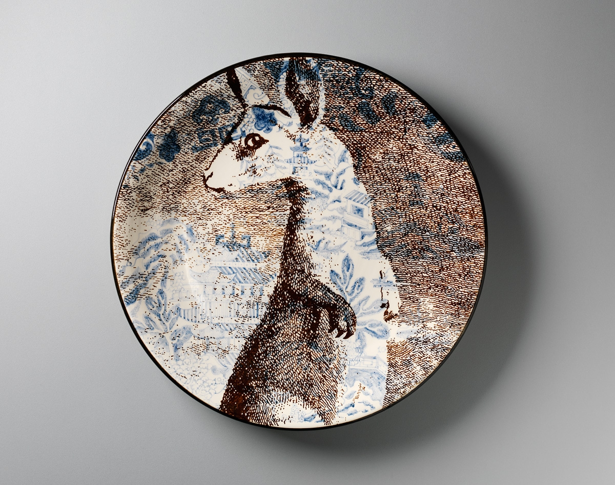 Stephen Bowers  Stubbs Meets Spode 2011 image