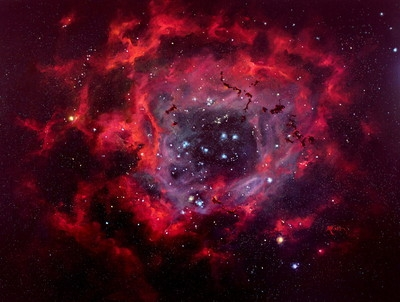 Rosetta Nebula image