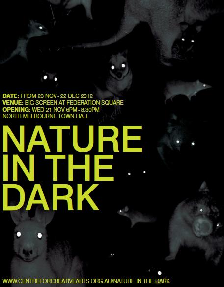 Nature in the Dark image