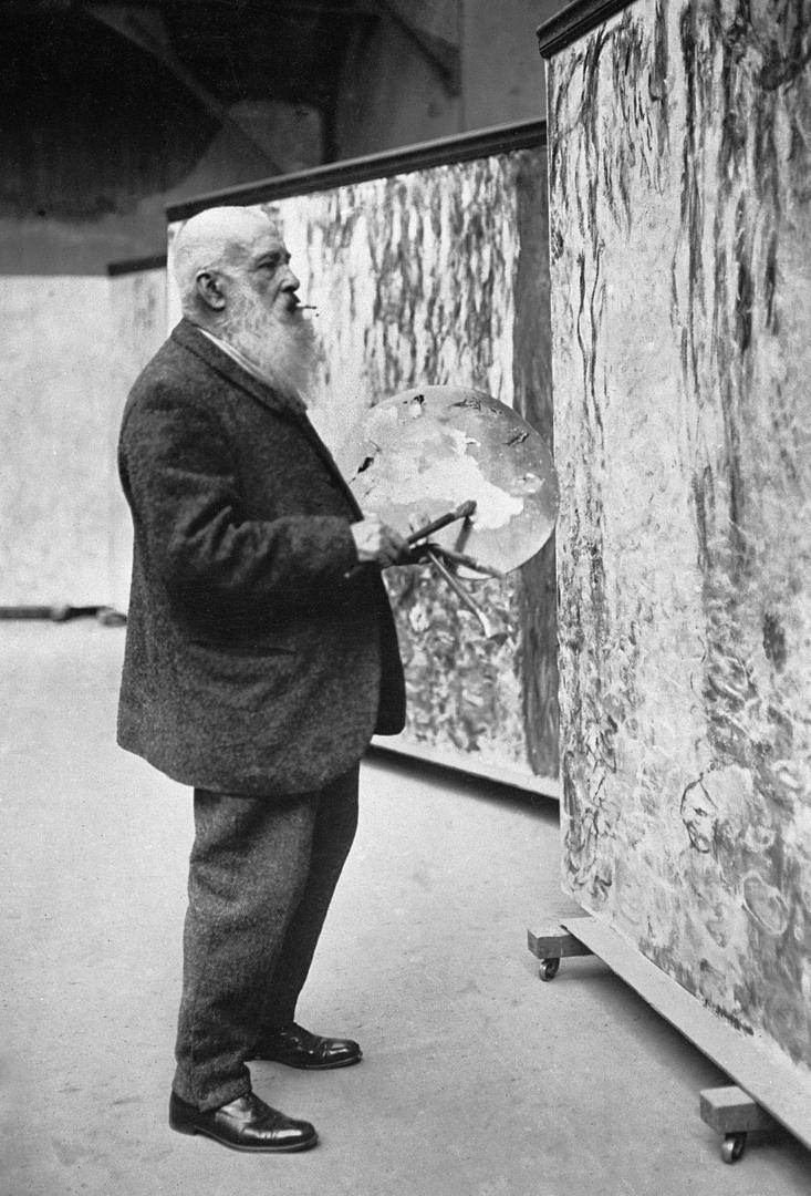 Claude Monet (1840–1926) image