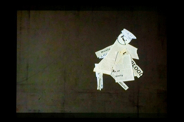 I am not me, the horse is not mine (Country Dances II (Paper)) image