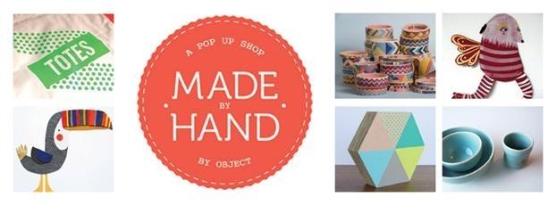 Festive Retail Pop Up & Workshops At Object image