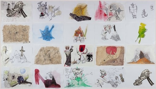 Dobell Prize for Drawing 2012 image