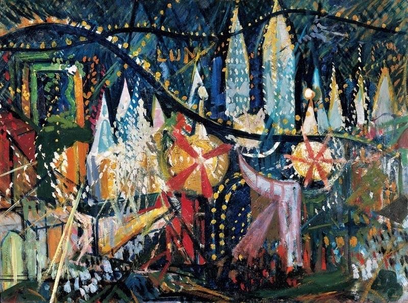 Luna Park, c. 1913. image