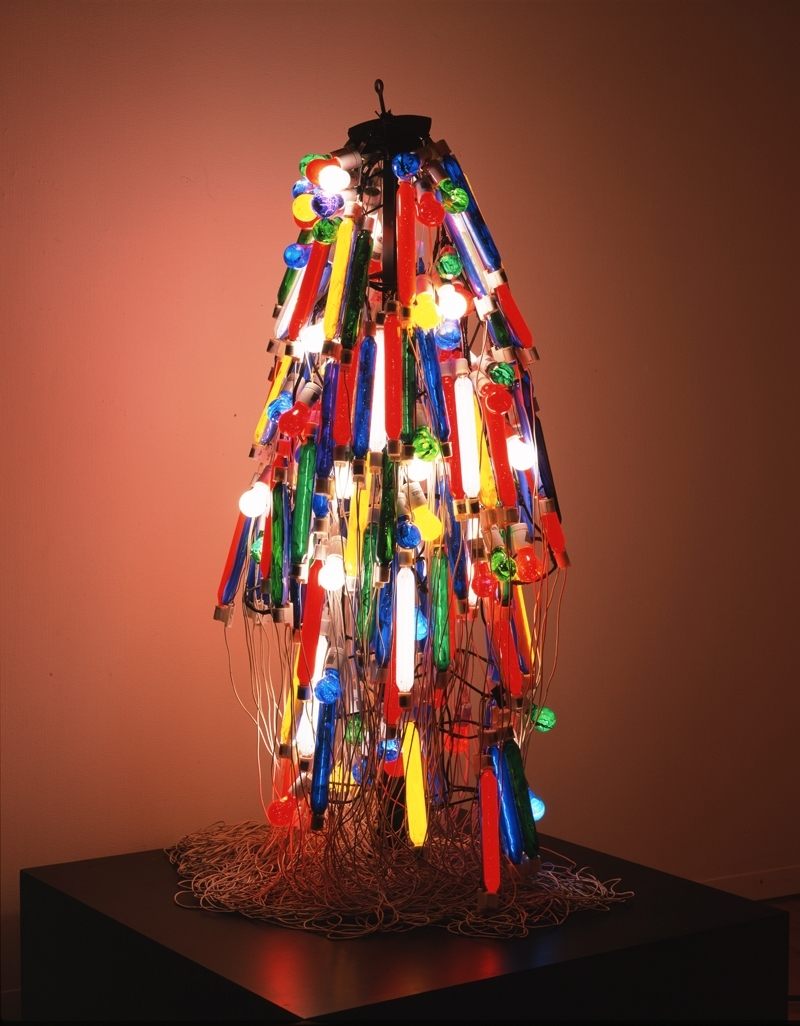 Electric Dress (refabricated 1986).  image