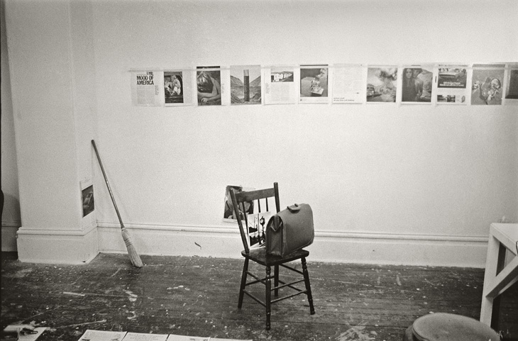 Untitled (In the Studio) image