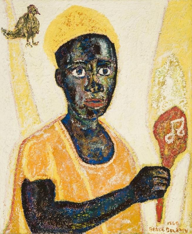Portrait of Charlie Parker image