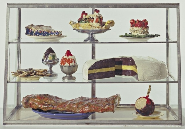 Pastry Case, I image