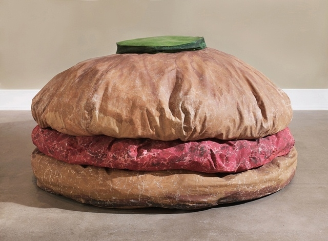 Floor Burger.. image