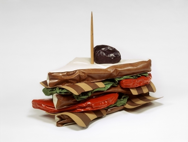Giant BLT (Bacon, Lettuce and Tomato Sandwich) image