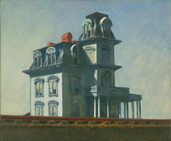 House by the Railroad image
