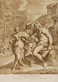 The Judgement of Hercules image