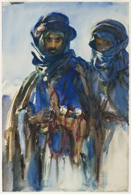 Bedouins, circa 1905–6 image