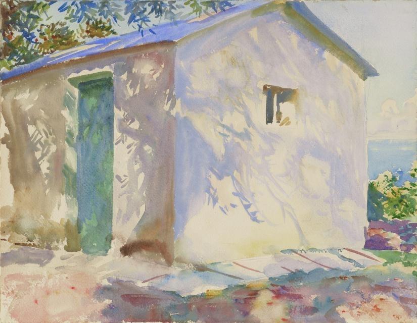 Corfu: Lights and Shadows, 1909 image
