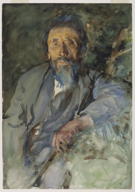 A Tramp, circa 1904–6 image