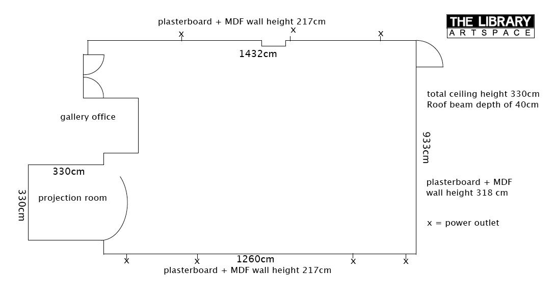 Gallery Floor Plan  image