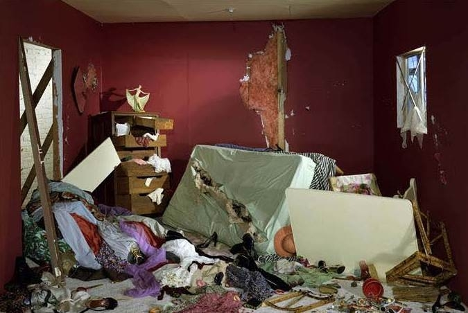 The Destroyed Room image