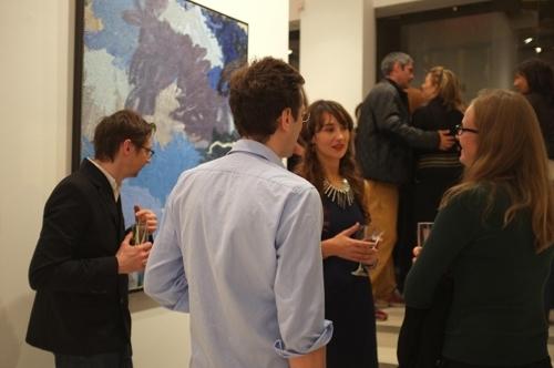 Informal Relations Opening Night image