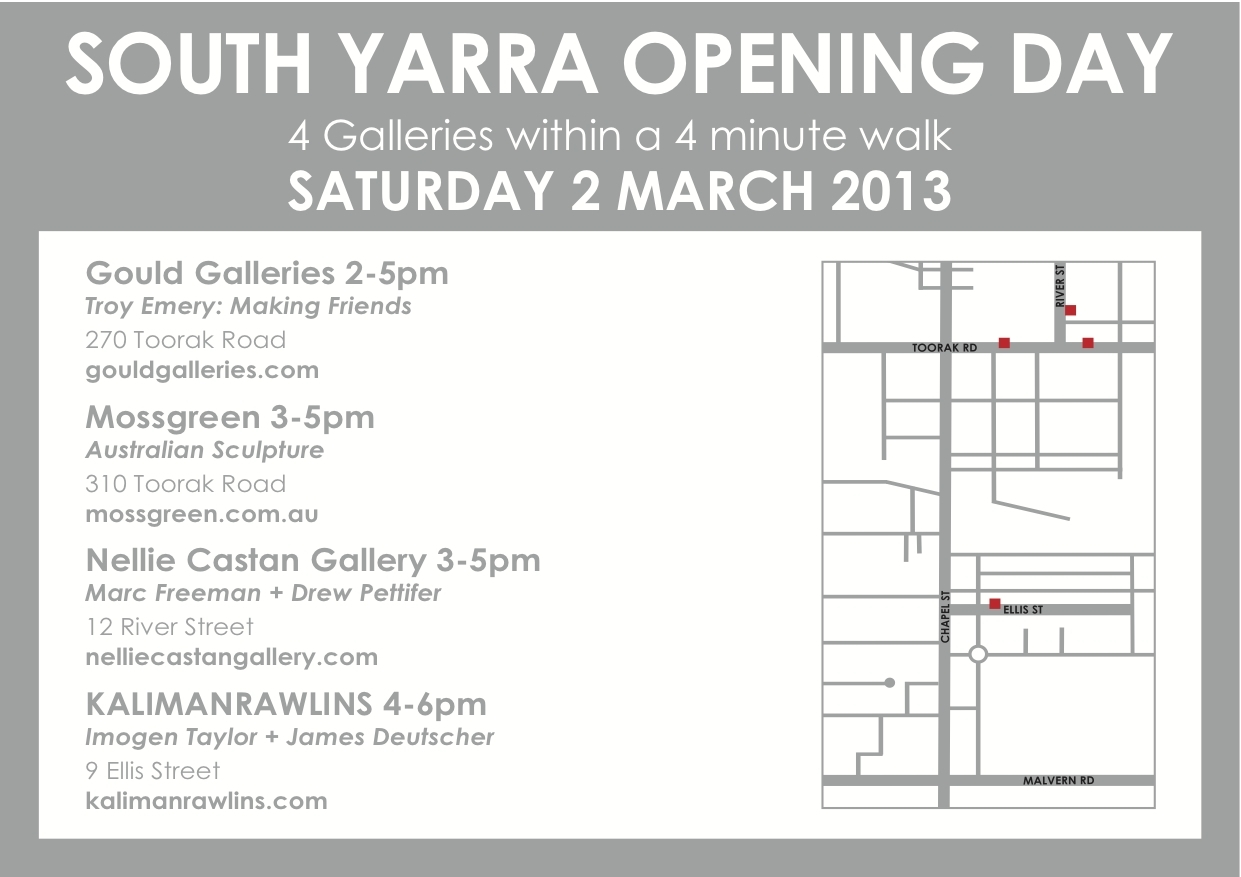 South Yarra Opening Day image