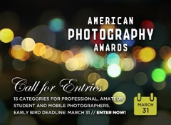 American Photography Awards Open Call for Entries image